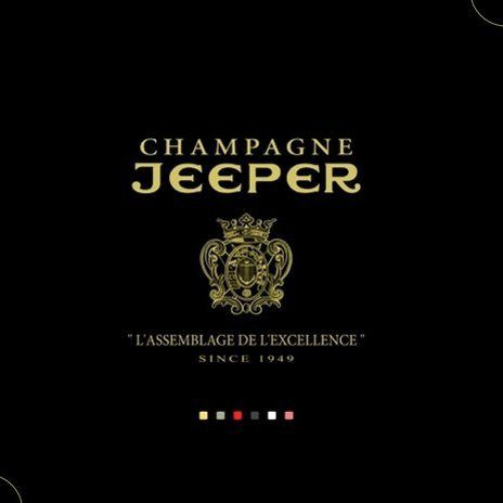 Champagne Jeeper Japan