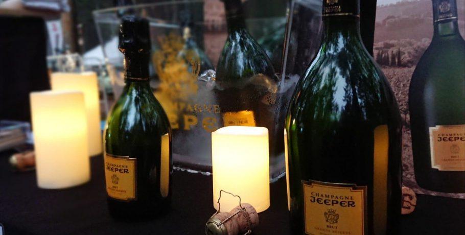 JEEPER シャンパン